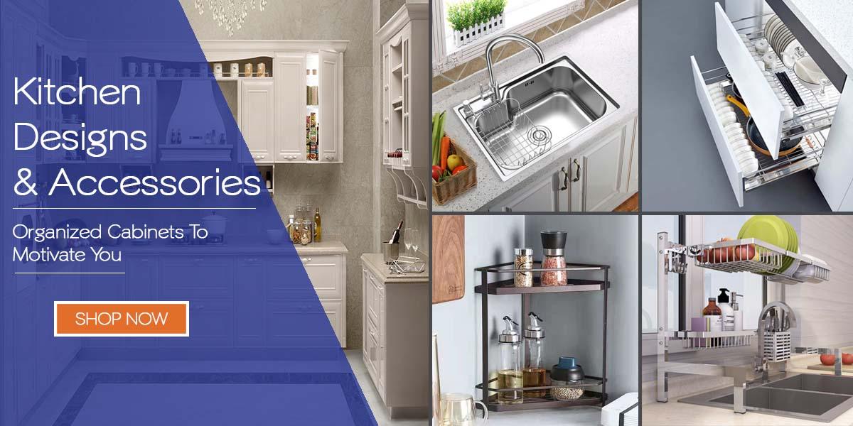 Kitchen Designs and Accessories